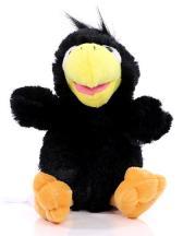 MiniFeet® Plush Raven Karl