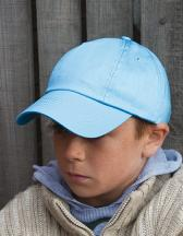 Junior Low Profile Cotton Cap
